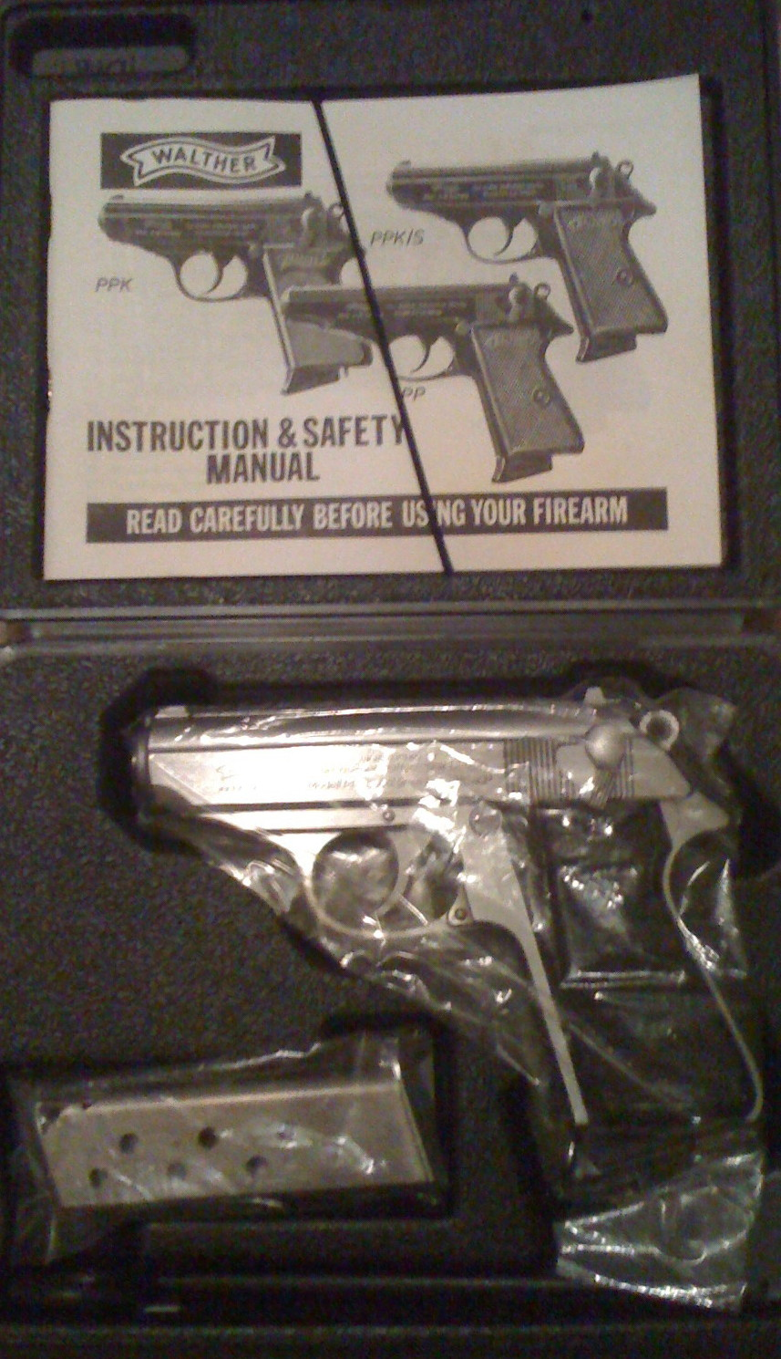 ppks technical manual product user guide instruction u2022 rh testdpc co Walther PPK 380 Problems walther ppk 380 owner's manual