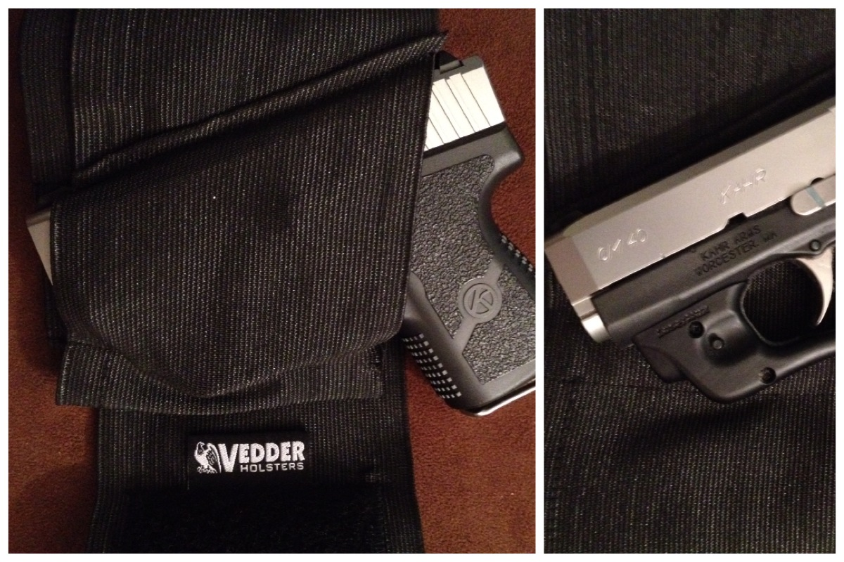 Vedder Holsters Four Way Belly Band - Gun Carry Reviews