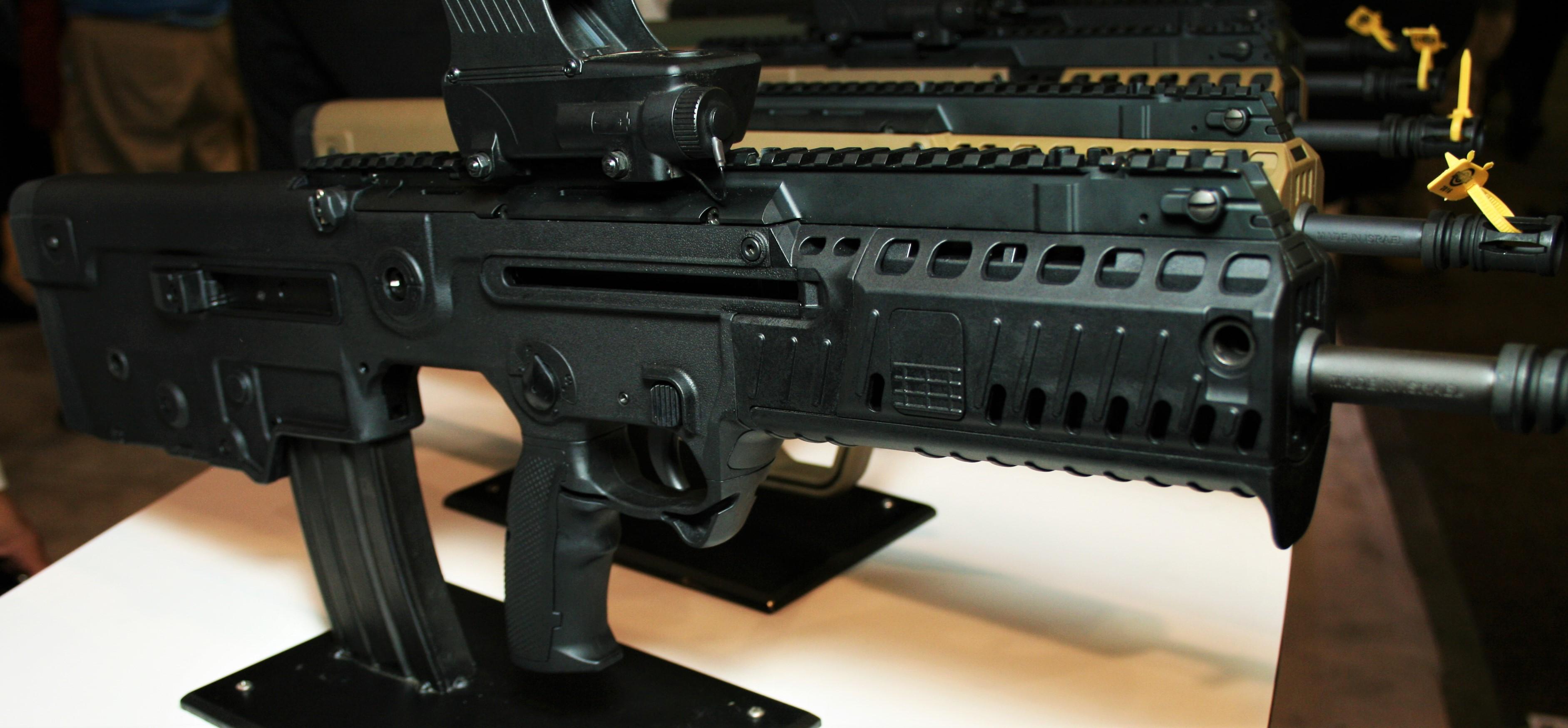 Tavor SAR - 9mm Parabellum | IWI US, Inc.